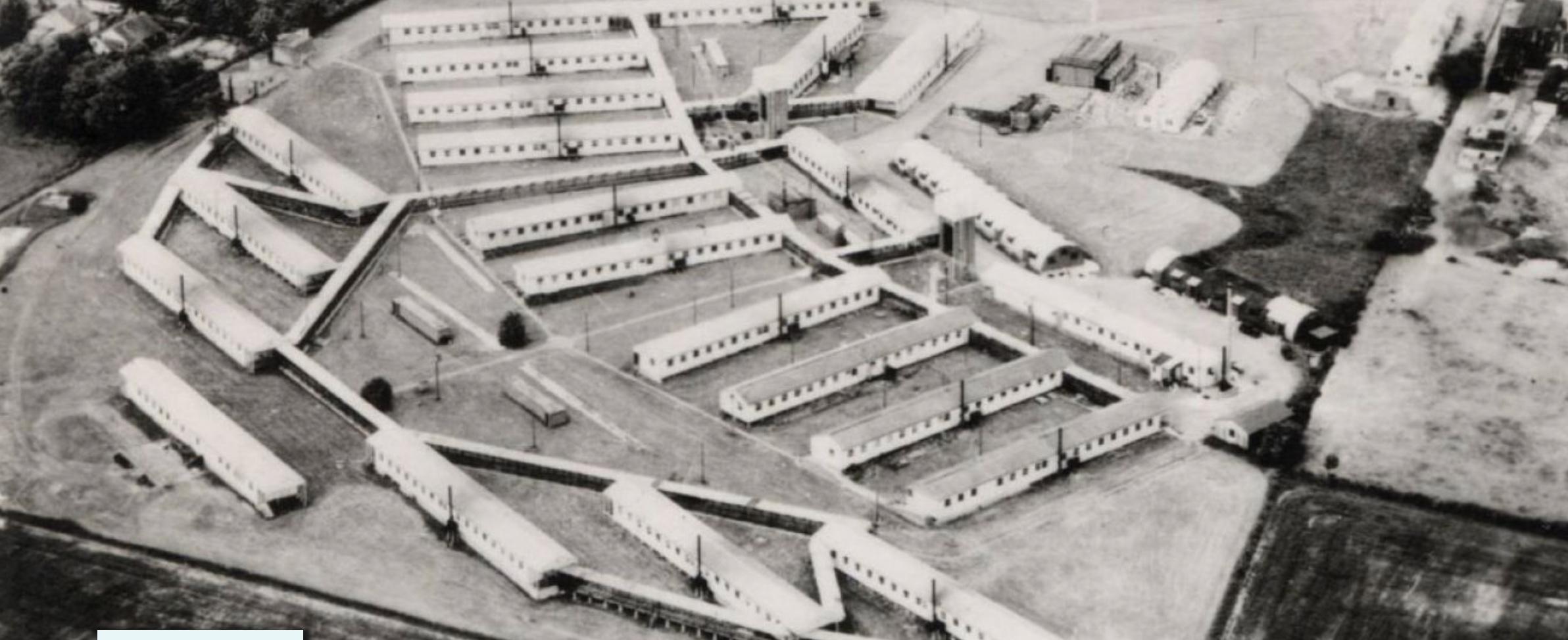 Foto aerea della Common Cold Unit